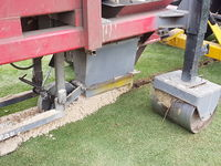 Sand Slit Drainage by Lawn and Turf Maintenance